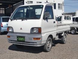 三菱 ミニキャブトラック 660 TU 三方開 車検令和3年9月16日