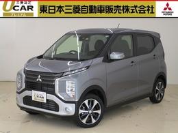 三菱 eKクロス 660 T 4WD サポカーS ナビ 全方位カメラ ソナー