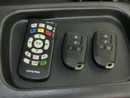 携帯すればドアロックの開閉やエンジン始動をキーレスで操作できる便利で安心セキュリティ付きのスマートキー