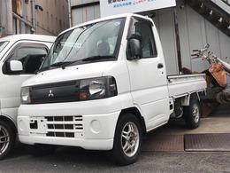 三菱 ミニキャブトラック 660 Vタイプ 5MT