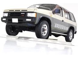 日産 テラノ 2.7 R3M セレクションV ディーゼルターボ 4WD USコーナー クリアウィンカー 背面タイヤ