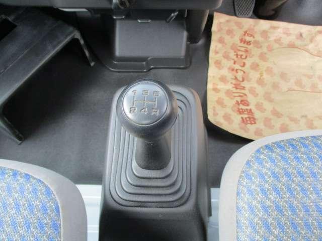 フロア5スピード シフトレバー
