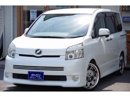 トヨタ ヴォクシー 2.0 ZS 自社即日審査 全店車両共有