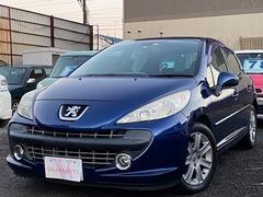 プジョー 207 の中古車 ナビプラス 千葉県市原市 13.9万円