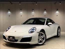 ポルシェ 911 カレラ PDK 2018yモデル・スポクロ・スポーツテール