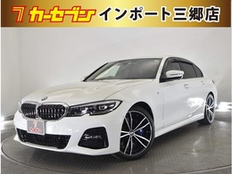 BMW 3シリーズ 330i Mスポーツ コンフォートPK19インチAW 走行220km
