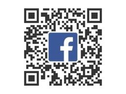 当社のフェイスブックに動画を掲載しております。よろしければQRコードよりアクセスしてみてください。