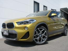 BMW X2 sドライブ18i MスポーツX DCT コンフォートシートヒーターナビ