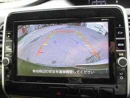 バックカメラは必須アイテム!車庫入れもピッタリと最後までつけられますし、障害物・子供なども確認できます♪