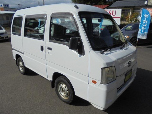 バン660VB 4WD/最終型/リヤエンジン/5速マニュアル/ラジオ