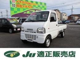 スズキ キャリイ トラック660KA 三方開 走行24000km 軽トラック  タイヤ4本新品