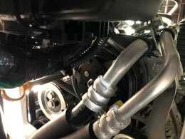 2コンプレッサーで庫内の冷却が早く車内エアコンも快適利用可能です! ETC ドラレコ付きです!