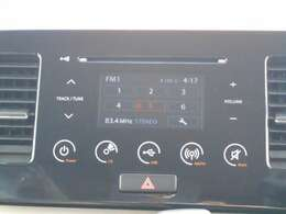 タッチパネルタイプのオーディオ、操作も簡単、使いやすいです。
