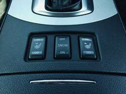 「シートヒーター」 寒い冬の必需品♪エアコンよりも早く暖めてくれます☆