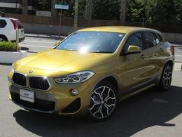 BMW X2 xドライブ18d MスポーツX ディーゼルターボ 4WD フロントシートヒーティングパークアシスト