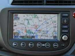 【ハードディスクナビ】搭載車です。地図データの情報量や音楽CDの録音機能が最大の魅力です。一度録音したCDを数多く保存できますので、ドライブ中の気分にあわせてお好きな曲をお選びいただけます。