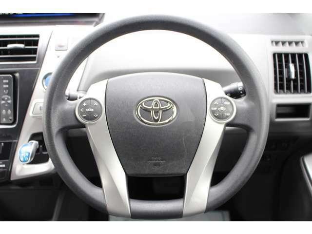 ドライバー目線はすっきりとした視界でとても見やすいです!