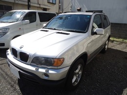 BMW X5 3.0i 4WD クルーズコントロール ETC HID