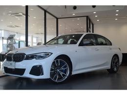 BMW 3シリーズ M340i xドライブ 4WD 黒革 Pサポートプラス19AW Harman/Kardon