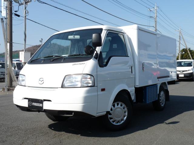 DXロング・冷蔵冷凍車・低温・