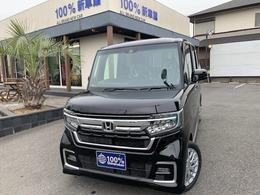 ホンダ N-BOX カスタム 660 L ターボ 新車/マイナー後モデル