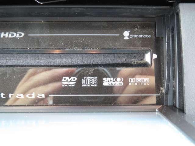 CD,DVD再生やフルセグ視聴が可能です!