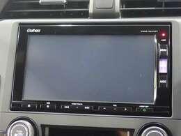 純正ギャザズナビ【VXM-185VFi】搭載!フルセグTV視聴できます。