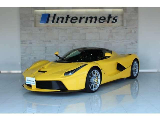 ■La Ferrari ディーラー車(HVバッテリー交換済/FXX-K用新品ホイール装着(純正ホイール有))が入庫となりました。内・外装ともに上質車両となっており、きっとご満足して頂ける事と思います。