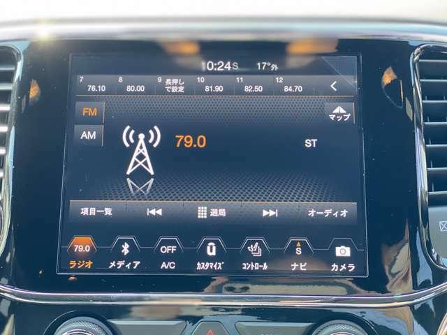 8.4インチナビゲーション地デジ付!バックモニターも標準装備で運転も楽しくなる☆