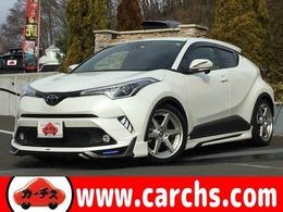 トヨタ C-HR 1.2 S-T 4WD 禁煙車/衝突軽減/足回り/モデリスタエアロ
