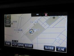 トヨタ純正9インチSDナビです。
