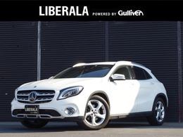 メルセデス・ベンツ GLAクラス GLA220 4マチック 4WD 純正HDDナビ Bカメラ フルセグ RSP