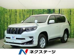 トヨタ ランドクルーザープラド 2.7 TX 4WD セーフティセンス 登録済未使用車 現行型
