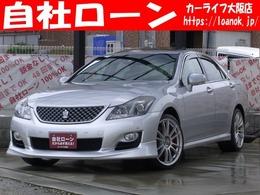トヨタ クラウンアスリート 3.5 自社 ローン対応