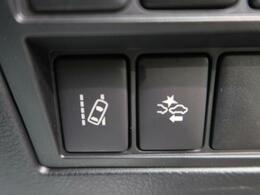 キープレーンアシスト!!車線変更以外で白線に近づき過ぎるとアラームで警告してくれる装備です☆