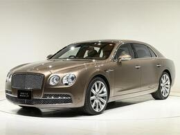 ベントレー フライングスパー 6.0 4WD 右ハンドル車・Naim for Bentley