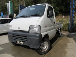 スズキ キャリイ 660 KA 3方開 4WD タイミングベルト交換タイヤ新品交換4WD