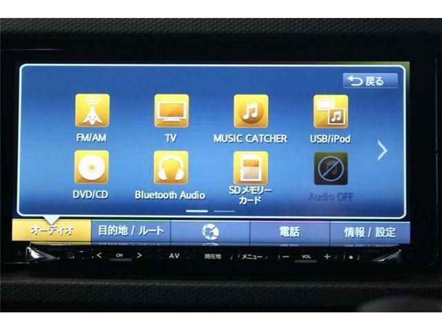 純正ナビゲーションと多機能なソース多数で、Bluetooth接続も可能です!ドライブ時も退屈しませんね!!無料お電話でのお問い合わせは0078-6002-660158になります!(蘇我インター店)