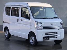 スズキ エブリイ 660 PA ハイルーフ 4WD 新車メーカー保証付 走行22キロ