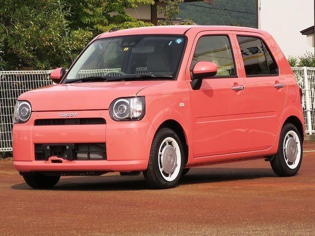 ★ミラトコット G SAIII 2WD チョイ乗り車