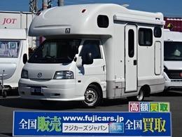 マツダ ボンゴトラック AtoZ アミティ ナビ・Bカメラ・FFヒーター・オーニング