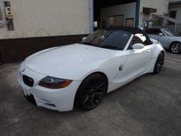 BMW Z4 ロードスター2.2i 外エアロ・外19インチ・HID・ETC・
