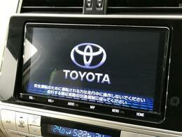 【純正9型ナビ】CD機能や地デジ視聴も可能ですので、ドライブもとても楽しくなりますね☆TVキャンセラーもオプションで注文可能です♪
