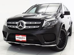 メルセデス・ベンツ GLS 550 4マチック スポーツ 4WD パノラマSR/AMGマルチスポークGLS63用22AW
