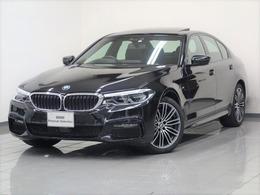 BMW 5シリーズ 540i xドライブ Mスポーツ 4WD ブラックレザー ガラスサンルーフ