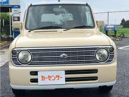 前から見ると可愛さアップ☆https://carsun.jp/