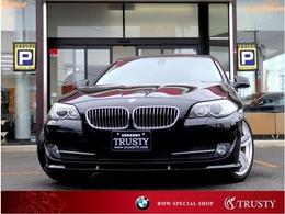 BMW 5シリーズ 523i ハイラインパッケージ 記録簿6枚 新品Fスポイラー 19AW 1年保証