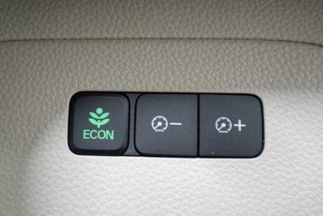 ECONスイッチ:ホンダ独自の省エネモード!エンジンの負担を減らして、おだやかな走りを実現させます♪