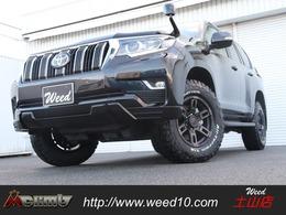 トヨタ ランドクルーザープラド 2.7 TX 4WD BKスタイル+ KANONE/BMC デュアルマフラー