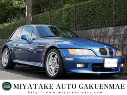 BMW Z3クーペ 2.8 弊社ユーザー買取車 黒革 SR MスポAW